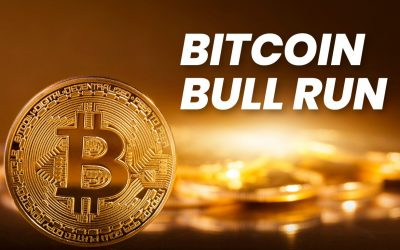 The Bitcoin Bull Run is officially HERE!